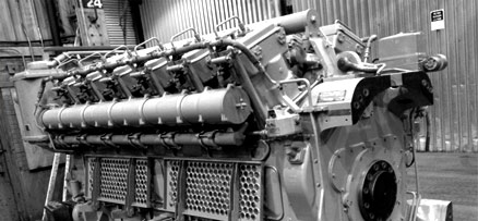 Rebuilt DIESEL ENGINEs